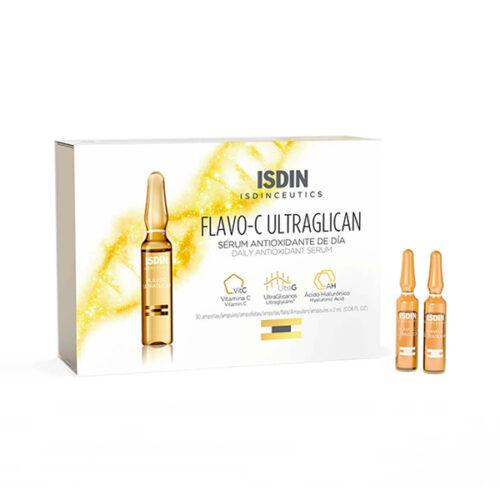 ISDIN Flavo-C Ultraglican Ampoules